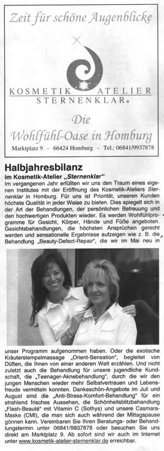 bagatelle Juli 2006