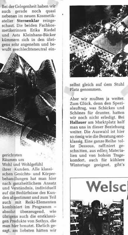 Kreisanzeiger Dezember 2005